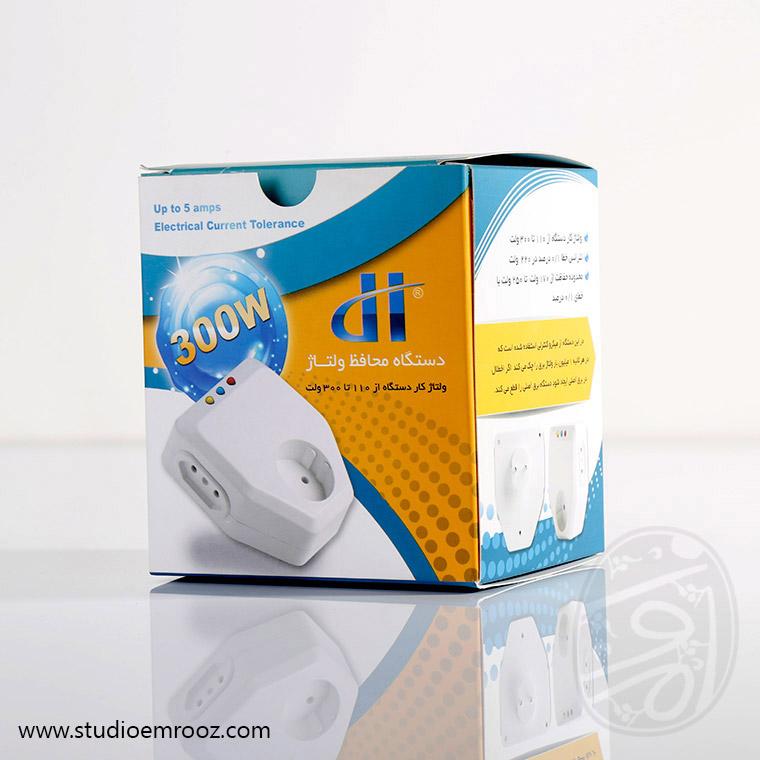 طراحی جعبه و لیبل محصول