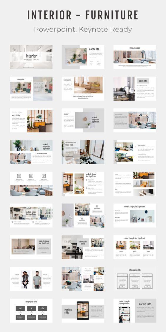 نمونه کاتالوگ معماری